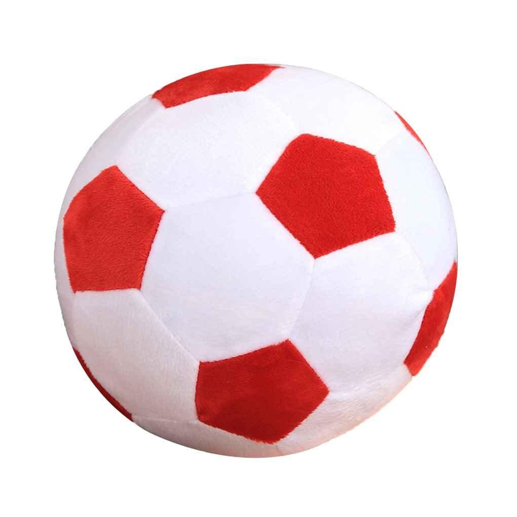Diamoen Balón de fútbol de Dibujos Animados Almohada Relleno de la ...