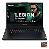 Lenovo Legion 5 Gaming Laptop, 15' FHD (1920x1080) IPS Screen, AMD Ryzen 7 4800H Processor, 16GB DDR4, 512GB SSD, NVIDIA GTX 1660Ti, Windows 10, 82B1000AUS, Phantom Black