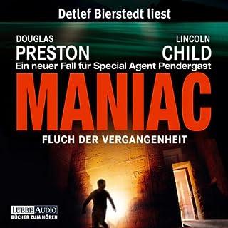 Maniac: Fluch der Vergangenheit     Pendergast 7              Autor:                                                                                                                                 Douglas Preston,                                                                                        Lincoln Child                               Sprecher:                                                                                                                                 Detlef Bierstedt                      Spieldauer: 17 Std. und 5 Min.     1.751 Bewertungen     Gesamt 4,5