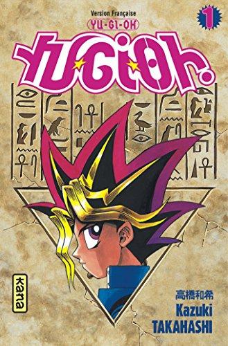 Yu-Gi-Oh ! Tome 1