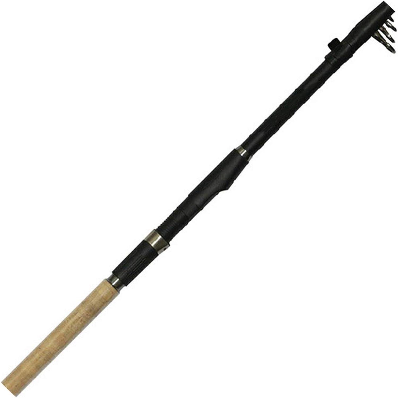 Carbon Fiber Fishing Rod Telescopic Fishing Pole Carp Feeder Spinning Rod