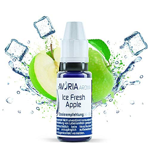 Avoria Aroma Ice Fresh Apple 12ml Deutsche Herstellung
