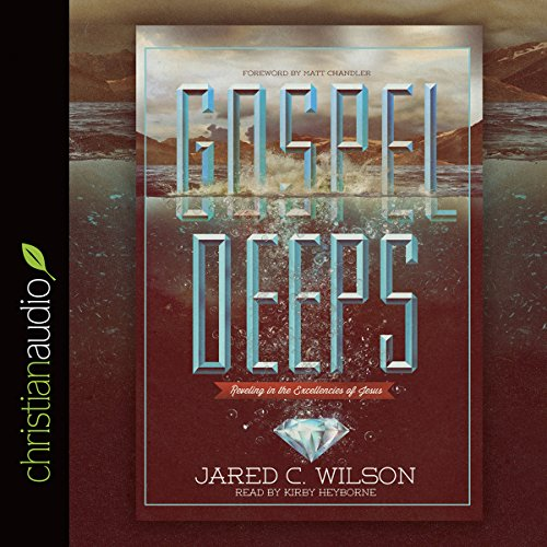 Gospel Deeps audiobook cover art