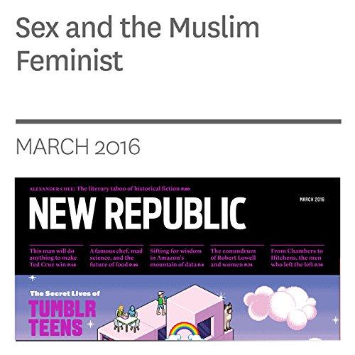 Sex and the Muslim Feminist audiobook cover art