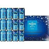 【お歳暮】 ザ・プレミアム・モルツ 香るエ-ル ウィンターデザイン ビール ギフト セット スマートパッケージ BEKA3P  350ml×12本  ギフトBox入り