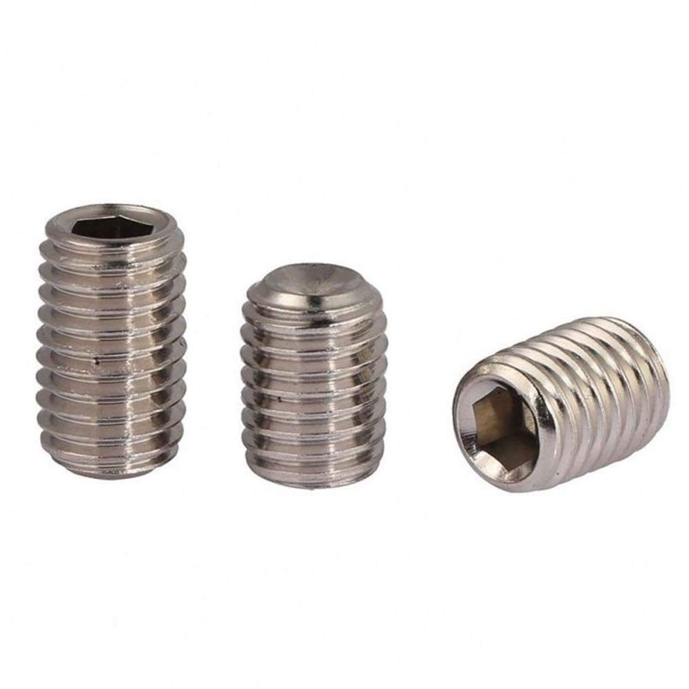 Socket Set Screws Cup Point Stainless Steel M2 x 3mm A2 304 18-8