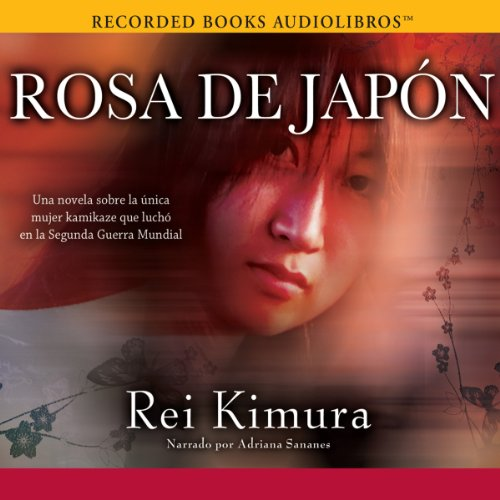 Rosa de Japon audiobook cover art