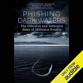 Phishing Dark Waters audiobook cover art