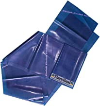 ラウンドフラット セラバンド (Theraband)ブルー(青)1.5m 小冊子付 Medium