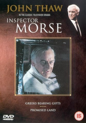 Inspector Morse: Greeks Bearing Gifts/Promised Land [DVD] [1987] by John Thaw