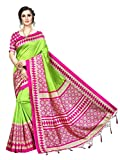 ✔ Care Instructions: Machine Wash, Hand Wash. ✔ Stylish sarees and also it gorgeous, This saree is for Indian women to wear at a party. It can also be worn by women on occasion. ✔ Material : silk saree - color : multi colored - type : plain saree. ✔ ...
