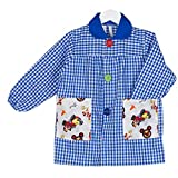 KLOTTZ - BABY MICKEY BATA GUARDERIA DISNEY Niñas color: AZUL talla: 3