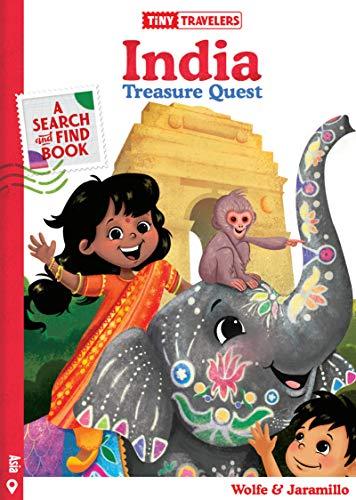 Tiny Travelers India Treasure Quest ✅
