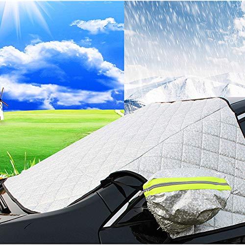 KANKOO Parasole per Auto Parabrezza Interno Parasole Parabrezza Auto Copertura per Parabrezza antigelo per Auto in Parasole per Auto