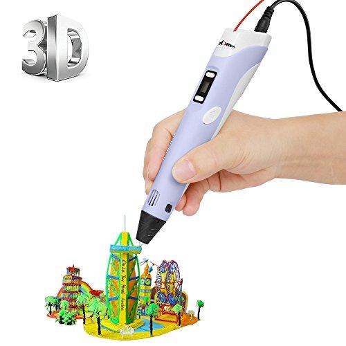 Impresora 3D de la pluma con la pantalla LCD] ohCome 3D ...