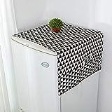 Bireegoo Kühlschrank-Staubschutz, Waschmaschinen-Abdeckung, Sonnenschutz,...