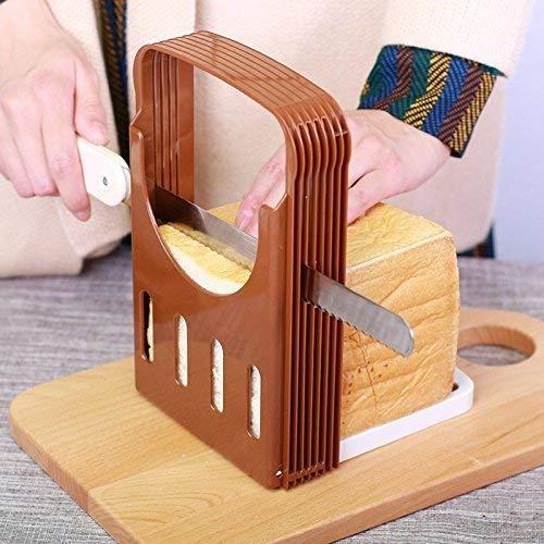 Trancheuse à pain pliable compacte