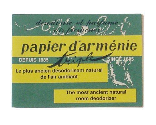 Lot De 12 Carnets Papier D'Armenie by Papier d'Armenie