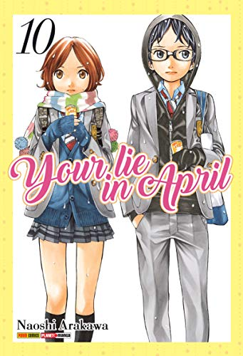Your Lie in April - Volume 10