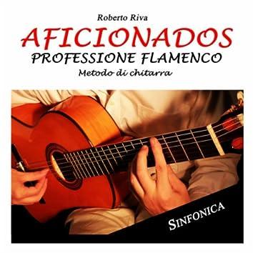 Aficionados: Professione Flamenco - Metodo di Chitarra
