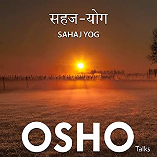 Sahaj Yog audiobook cover art