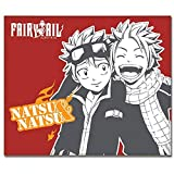 utong Fairy Tail Blanket New Natsu Natsu Throw Anime con Licencia GE