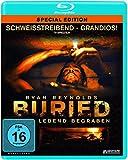 Buried - Lebend begraben [Blu-ray]