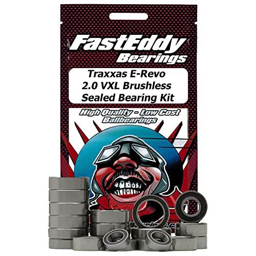 Traxxas E-Revo 2.0 VXL Brushless Sealed Bearing Kit