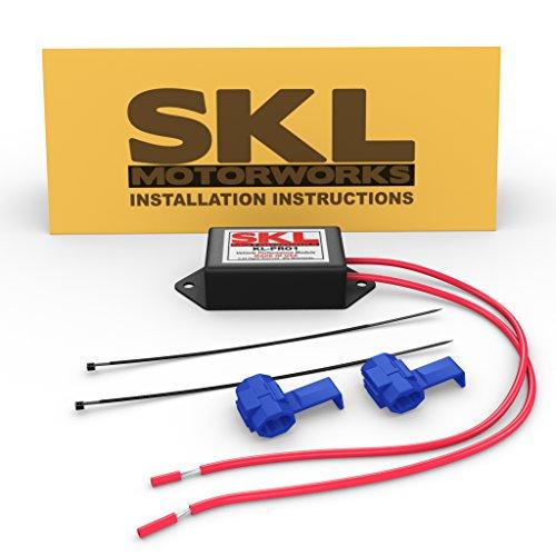 SKL Motorworks Performance Chip KL-PRO1 for Dodge Durango SXT 4X4 4.7L SOHC V8 235HP 4WD 5-speed Automatic Transmission Aftermarket Racing Performance Parts - Increase HP + Fuel Economy MPG Gas Saver