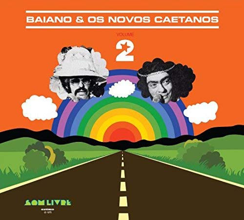 Baiano & Os Novos Caetanos Volume 2
