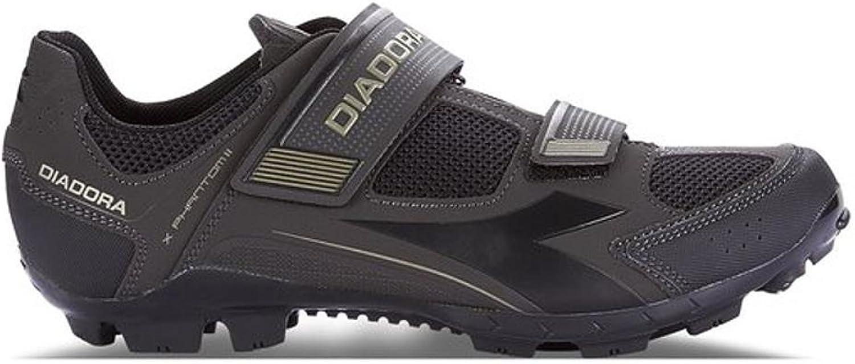 Diadora MTB MTB MTB X-Phantom2 Schwarze Schuhe n° 43  a75639
