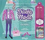 Diseña Moda En Papel - Nueva Edición (INFANTIL-JUVENIL)
