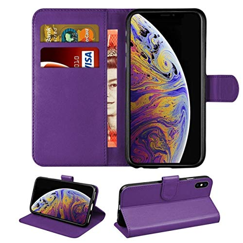 GUPi Funda para iPhone 7/8, color morado
