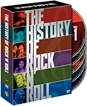 HISTORY OF ROCK 'N' ROLL, THE (DVD)