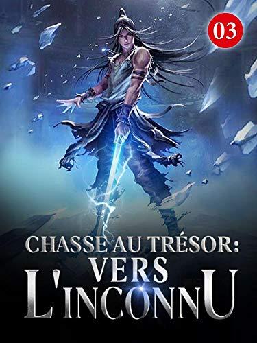 Couverture du livre Chasseur de trésors dans le Monde fantastique 3: Chaudrons de merveille sombre et lumière (Chasse au trésor : vers l'inconnu)