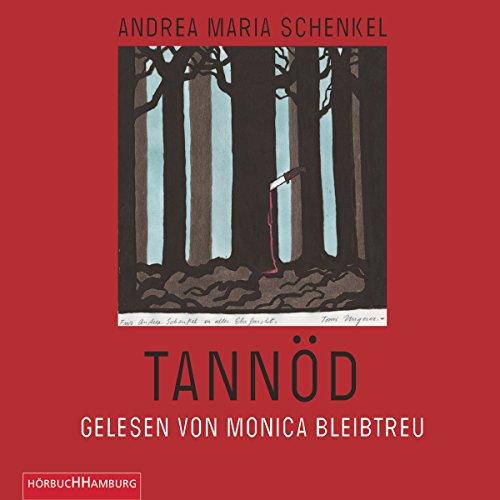 Tannöd audiobook cover art