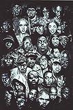 Close Up Hip Hop Poster (61cm x 91,5cm)