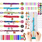Youerls Friendship Bracelet Making Kit for Girls, DIY Art and Crafts Toys for Girls Age 6, 7, 8, 9, 10, 11, 12, Craft Kits for Girl Bracelets Refill Pack for Birthday Gifts for girls 6-12 Years Old