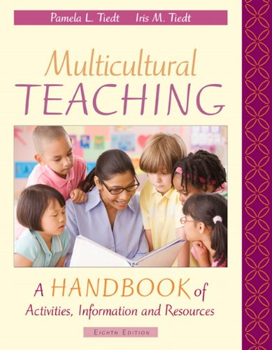 Multicultural Teaching A Handbook Of Activities Information And Resources 8th Edition