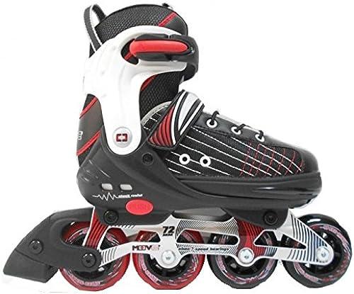 Inline - Skating Urban Junior Adjustable SchwarzGröße 29 32