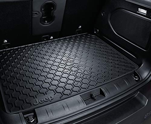 Jeep Renegade Rear cargo tray rubber slush mat liner NEW OEM MOPAR