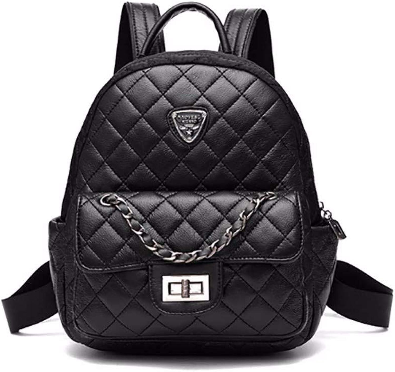 Gaot New Women'S Bag British Wind Backpack Fashion Backpack Leisure School Bag