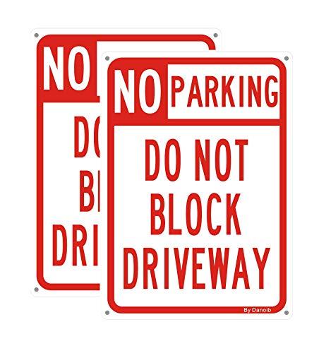 Labougitude.com Parkschild Verboten Parking Priv/é 25 x 25 cm