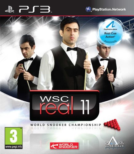 [UK-Import]WSC Real 2011 World Snooker Championship Game PS3