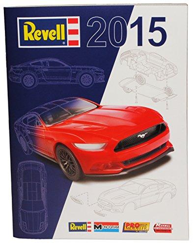 Revell USA Monogram Haupt Katalog 2015 A4 31 Seiten