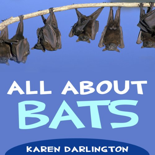 All About Bats audiobook cover art