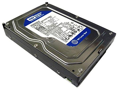 Western Digital Caviar Blue (WD800AAJS) 80GB 8MB Cache 7200rpm SATA 3.0Gb/s 8,9cm interne Desktop Festplatte [Zertifiziert aufgearbeitet]-W/1Jahr Garantie