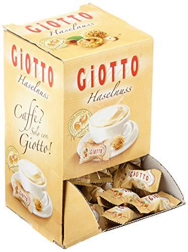 FERRERO Présentoir de 120 Mini biscuits GIOTTO Noisette sans chocolat