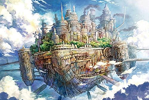 TAIDENG Magic SpaceCraft Puzzle 1000 piezas para adultos rompecabezas de entretenimiento Asamblea Juguetes para niños regalos con impulso embalaje