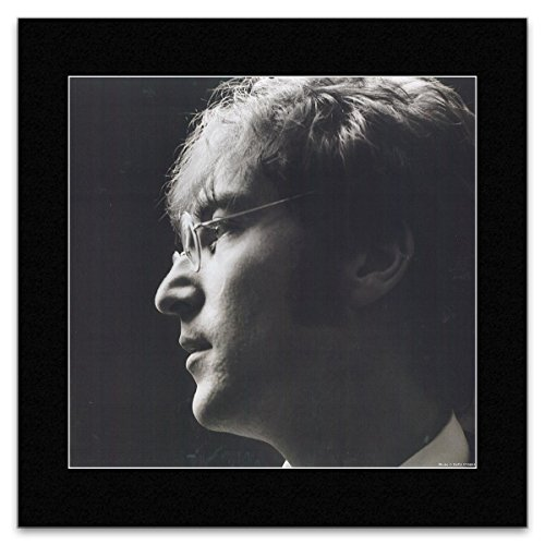 Stick It On Your Wall John Lennon Mini-Poster, Motiv Brille, matt, 27,9 x 28,5 cm